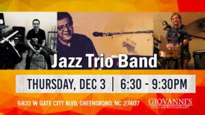 three band jazz